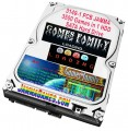3500 in 1 Games Family SATA Hard Drive Jamma 3149-1 upgrade 3149 Arcade Game HD