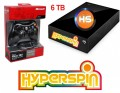 6TB Hyperspin Hard Drive EXTERNAL with Microsoft Xbox 360 Wireless Controller & Receiver